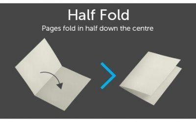 leaflet fold types