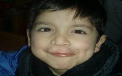 Benjamin's Bright Smile!