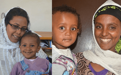 Meet Two Ethiopian Families Who Now Have Access to Cleft Care