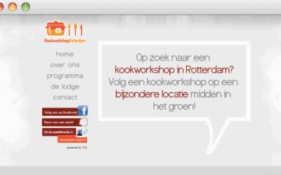 Kookworkshop Rotterdam