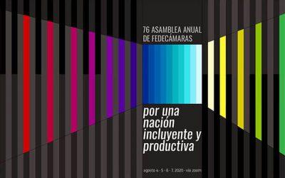 76° Asamblea Anual de Fedecámaras: Por una Nación Incluyente y Productiva