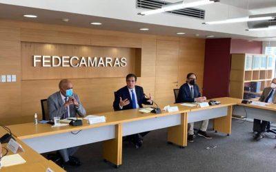 Fedecámaras reitera la necesidad del diálogo y de acuerdos políticos para resolver el drama humanitario, económico, político e institucional que vive el país
