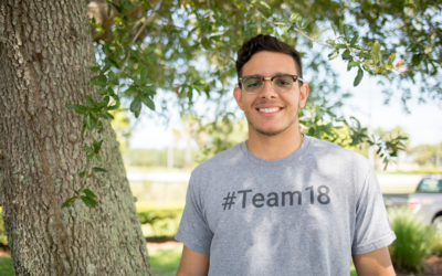 Framing the Future: Habi-kid Answers the Call to Serve