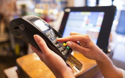 Contactless payment popularity rises