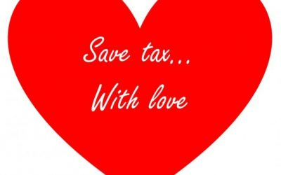 Canny romantics: The tax benefits of marriage