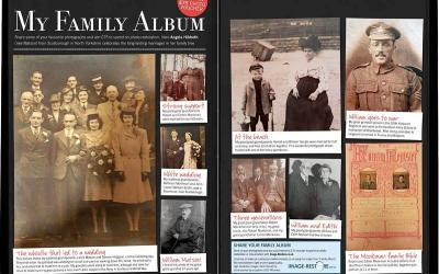 Win a free photo restoration with Who Do You Think You Are? Magazine, courtesy of Image Restore