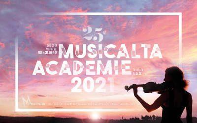 Summer music academy Musicalta 2021 is online