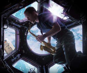 Thomas Pesquet, l'astronaute-saxophoniste de retour dans l'espace