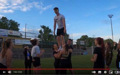 AWINS beim Cheerleading