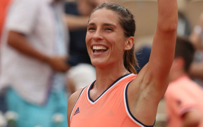 6 WTA Titles together with us – Andrea Petkovic
