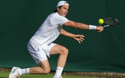 Made his comeback with us – Tommy Haas