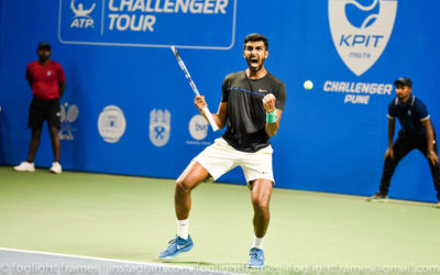 INDIA'S #1 SINGLES PLAYER – PRAJ GUNNESWARAN