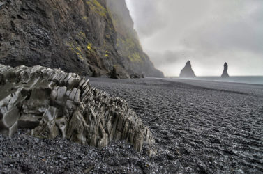 South Iceland Black Sand Beaches Near Vik & Epic Hjörleifshöfði Hike