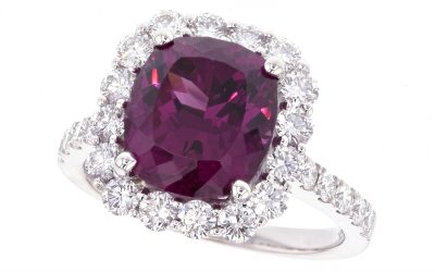 January Birthstone Adds Warmth to Cold Season