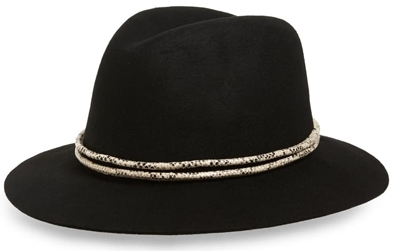 Halogen panama hat | 40plusstyle.com