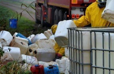 2019-01-13-Drugsdumpingen In Buitengebied Schering En Inslag