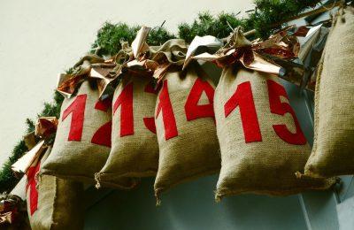 Novi kalendar: Adventski kalendar za korov - Neka dođe Božić!