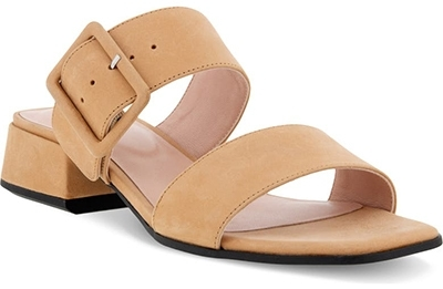 Shoes with arch support - ECCO Elevate Slide Sandal | 40plusstyle.com