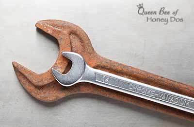 How to Remove Rust from Practically Anything