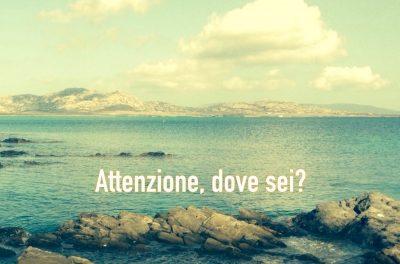Attenzione - Psicologo Milano