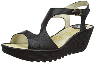 Fly London sandal | 40plusstyle.com