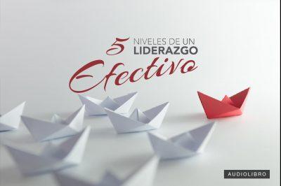Audiolibro 5 Niveles de un liderazgo Efectivo