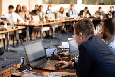 Peer Learning for Innovation Agencies