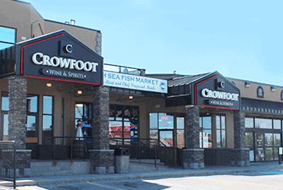 crowfoot liquor