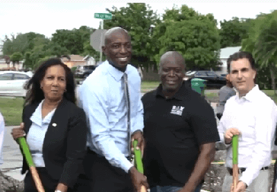 City of Miramar Awards $500K Grant to B&M Bakery and West Indian Grocery