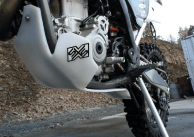 SXSLIDE Dirt Bike Skid Plate