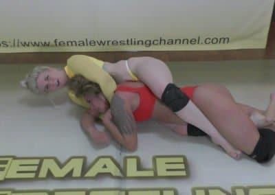 Monroe Jamison vs Carmella Ringo
