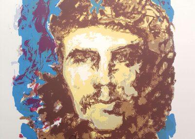 Armin Mueller-Stahl - Che Guevara - Unikat-Druck No. 25