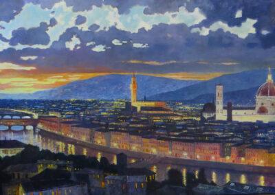Herbst Uwe - Panorama Florenz