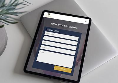 Sitio web Productor Premium