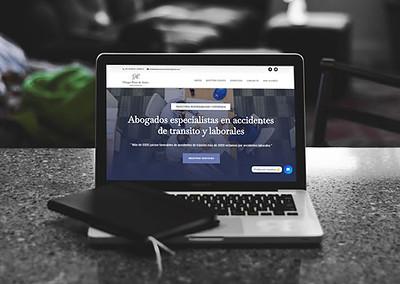 Sitio web Estudio Diego Ruiz
