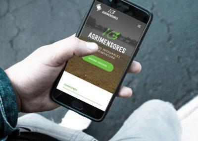 Sitio web IG Agrimensores