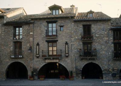 Hotel Los Siete Reyes