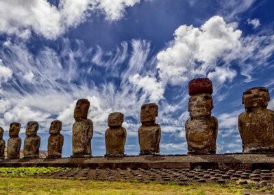 VC124 Tours para visitar Isla de Pascua Chile