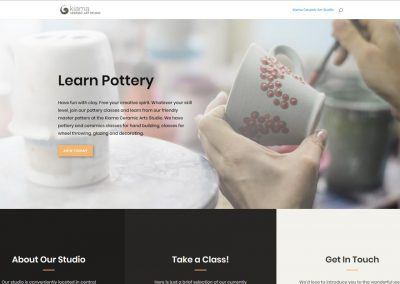 Art Studio Booking Site