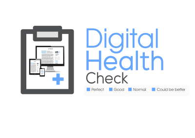 Website and Digital Media Health Check