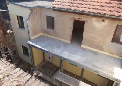 Balkon Neubau