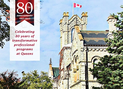 Celebrating 80 years of transformative professional programs