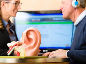 hearing test steps