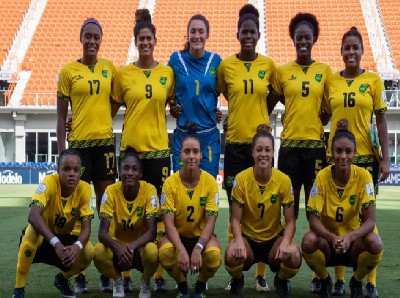Reggae Girlz to be Honored at David Hunt Scholarship Red Carpet Event