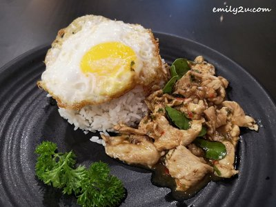 15. Chicken with Rice Set