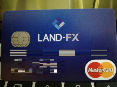 Land-fxカード