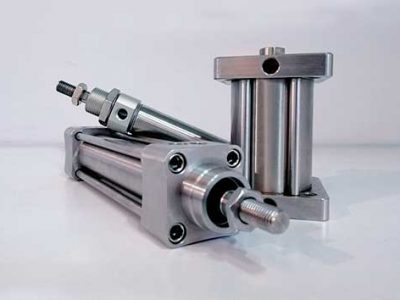 Stainless steel ISO pneumatic Cylinders