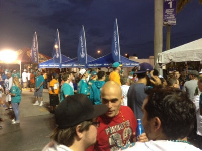 Miami Dolphins On the Clock Draft Party powered by South Florida Ford
