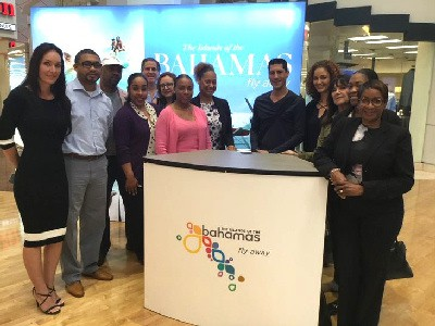 Bahamas Brand Dominates at Sawgrass Mills Mall in South Florida