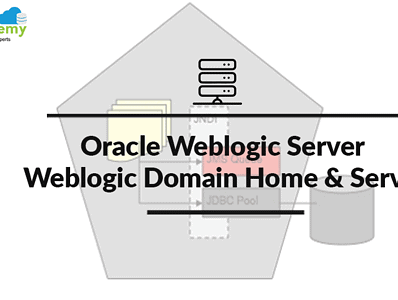 [Video] Oracle WebLogic Administration: Weblogic Domain Home and Server